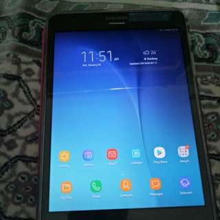 Samsung galaxi tab A with pen