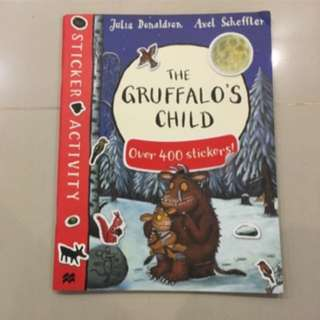 $6.9 Gruffalo's Child workbook Julia Donaldson