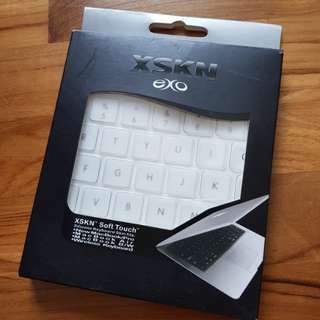 MacBook keyboard silicon cover