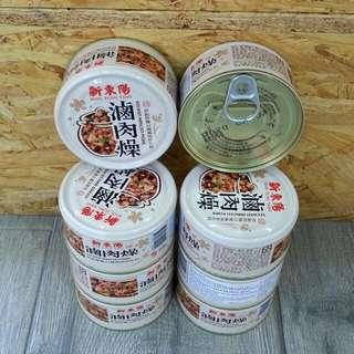 新東陽-魯肉燥/3罐