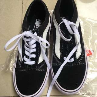 vans second oldskool size 37
