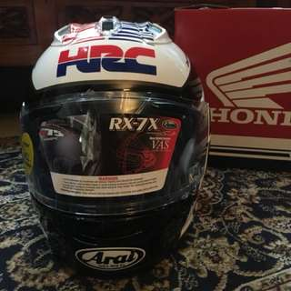 Arai HRC limited Edition