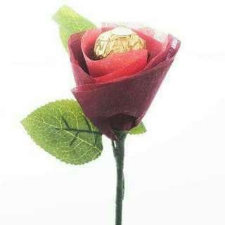 Ferrero Chocolates Flower and Bouquet