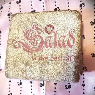 Salad Bauhaus Vintage Wallet Purse 銀包 (連散紙隔)
