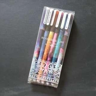 Galaxy color Pens
