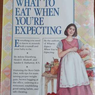 what to eat when you are expecting