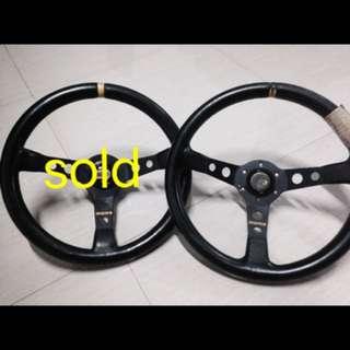 steering momo MOD 7