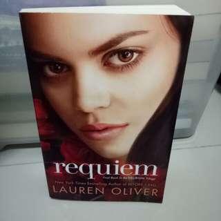 Requiem - Final book from Delirium Trilogy