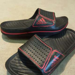 Adidas Slippers (Size 25)
