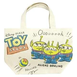 日本代購 toystory 三眼仔 袋