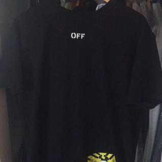 Off- while size M fits like L