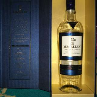 Botol whisky with box