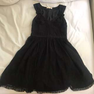 Alannah Hill - Black Lace Dress