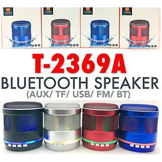 High Bass Wireless Bluetooth Speaker (FM Function)