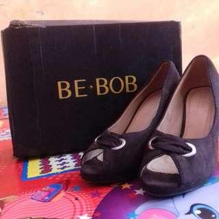 Sepatu hills bebob 7cm