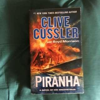 Clive Cussler - Piranha