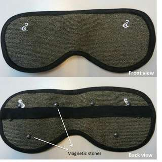 Eyemask for your health