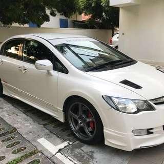 Honda Civic 2.0 Auto Si