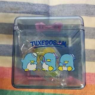 Sanrio TUXEDOSAM 企鵝仔糖果盒