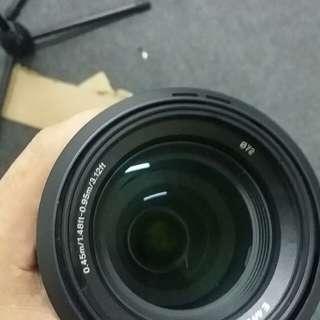 lens sony f4 g 18-105mm