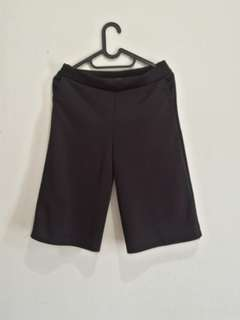 Cullote pants black