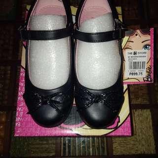 Brandnew Authentic Barbie School Shoes (black)
