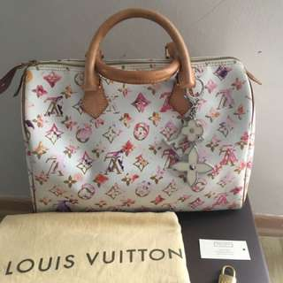 Lv speedy 30 limited edition