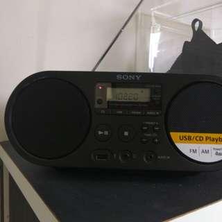 Sony radio