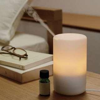 USB ultrasonic steam aroma diffuser