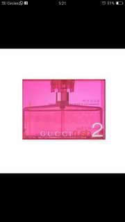 Gucci Rush 2 ( Ready Stock For 3 Bottled )