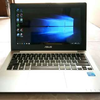 Notebook Asus X201EP Ram 4 Gb Layar 12 inch