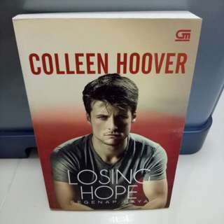 Losing Hope - novel by Colleen Hoover