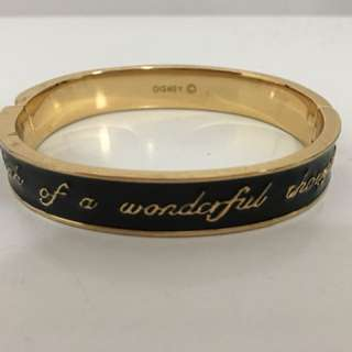 Disney Couture 'Think of a Wonderful Thought' Bracelet