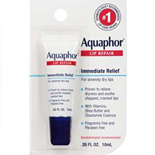 Instock Aquaphor Lip Repair Immediate Relief For Severely Dry Lips
