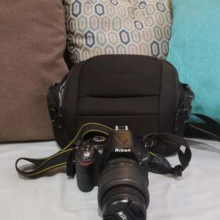 Nikon D5200 Slightly Used