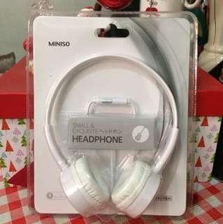 [NEW] MINISO SMALL & EXQUISITE HEADPHONE