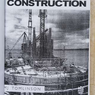 Foundation Design and Construction by MJ Thomlinson