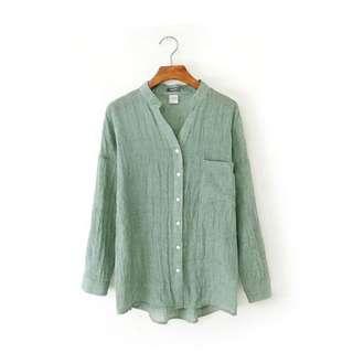 Essential Summer Long Sleeve Shirt