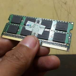 Jua memory laptop 8gb ddr 3