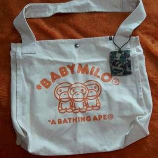 BABY MILO 帆布 包包