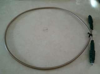 THERMAX RGS-142 DIY 銅軸線,長38寸半,CD補品,聲音乾淨,成本價出售$150