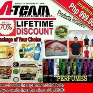 Start your own business for only P999!!!