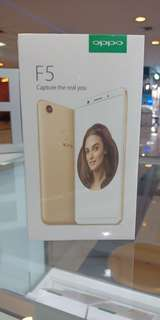 Oppo F5 4gb F5 yount
