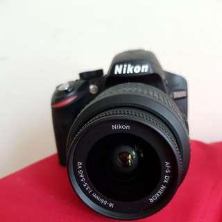 Unused Nikon D3200 for sale!