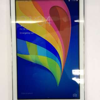 Huawei Mediapad T1 8.0 in new like condition