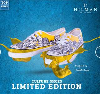 Sneaker Hilman Authentic Limited Edition