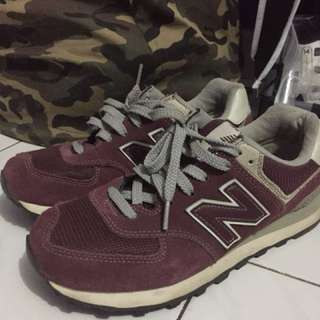 NEW BALANCE classic 574(limited edition)