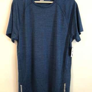 Size L Men's Active Shirt