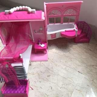 Barbie Bedroom AUTHENTIC