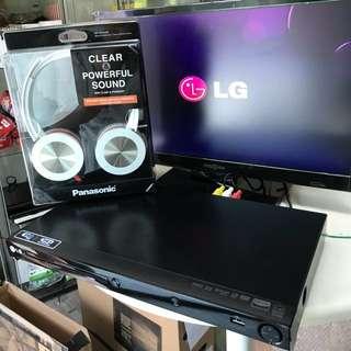 [BrandNew]Tv and DVD entertainment